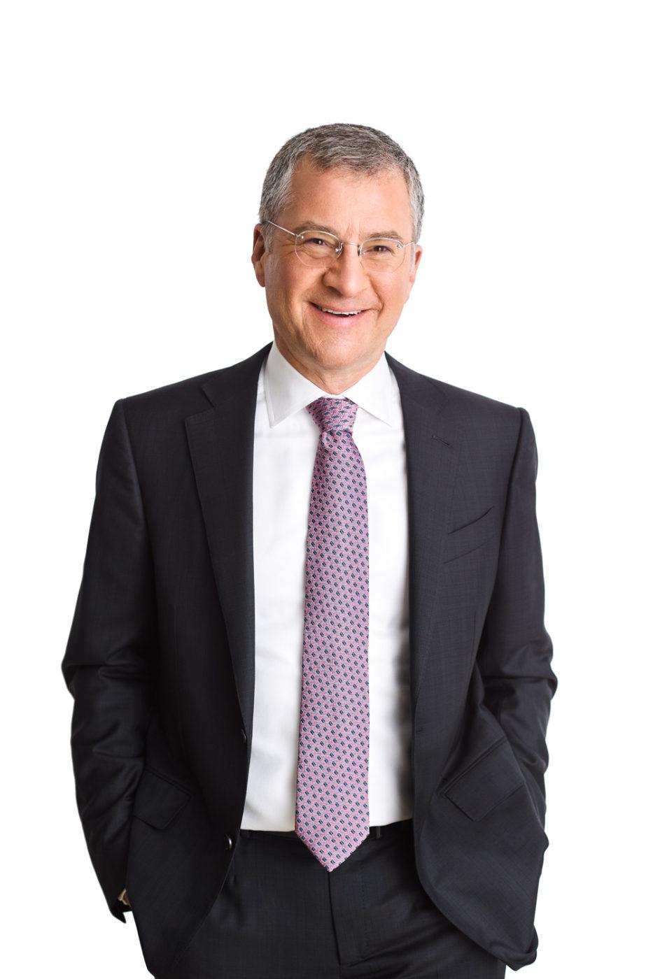 Executive Team - President